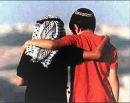 ARAB AND ISRAELI FRIENDS... - Copy