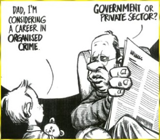 ORGANISED CRIME...!!!